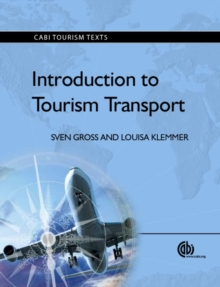 Introduction to Tourism Transport, Paperback Book