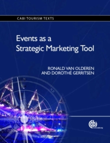 Events as a Strategic Marketing Tool, Paperback Book
