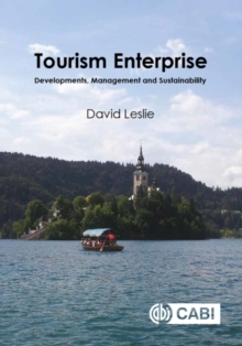 Tourism Enterprise : Developments, Management and Sustainability, Hardback Book