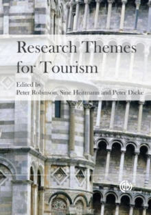 Research Themes for Tourism, Paperback / softback Book