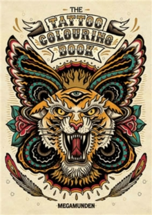 Tattoo Colouring Book, Paperback / softback Book