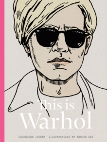 This is Warhol, Hardback Book