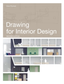 Drawing for Interior Design 2nd Edition, Paperback / softback Book