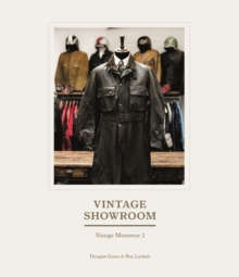Vintage Showroom: An Archive of Menswear, Hardback Book