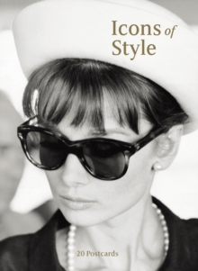 Icons of Style Postcards, Hardback Book