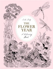 The Flower Year, Hardback Book