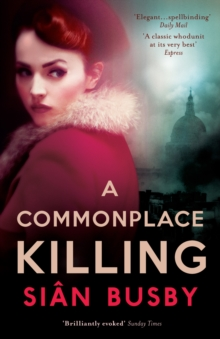 A Commonplace Killing, Paperback Book