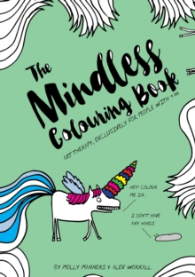 The Mindless Colouring Book, Paperback / softback Book