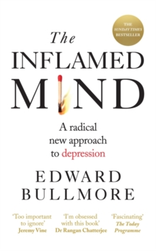 The Inflamed Mind : A radical new approach to depression, Paperback / softback Book