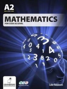 Mathematics for CCEA A2 Level, Paperback / softback Book