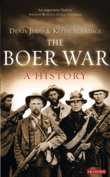 The Boer War : A History, Paperback Book