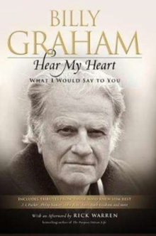 Hear My Heart : What I Would Say to You, Paperback / softback Book