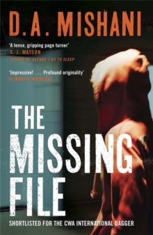The Missing File : An Inspector Avraham Avraham Novel, Paperback Book