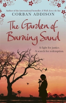 The Garden of Burning Sand, Paperback Book