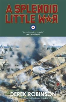 A Splendid Little War, Paperback Book