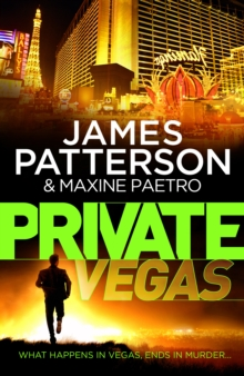 Private Vegas : (Private 9), Hardback Book