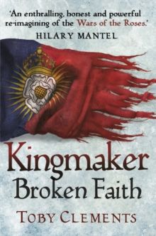 Kingmaker: Broken Faith : (Book 2), Hardback Book
