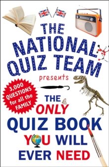 The Only Quiz Book You Will Ever Need, Paperback Book