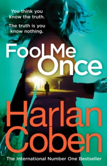 Fool Me Once, Hardback Book