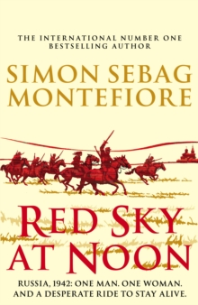 Red Sky at Noon, Hardback Book