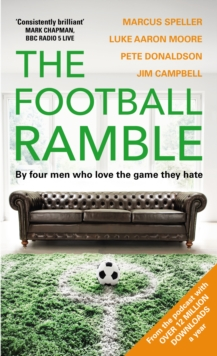 The Football Ramble, Hardback Book