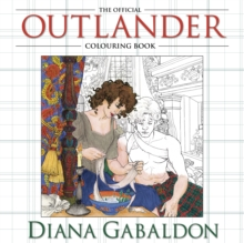 The Official Outlander Colouring Book, Paperback / softback Book