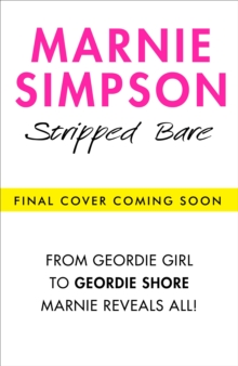 Stripped Bare, Hardback Book