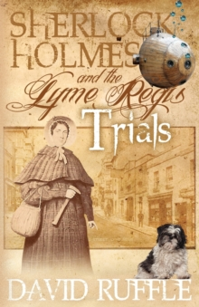 Sherlock Holmes and the Lyme Regis Trials, Paperback / softback Book