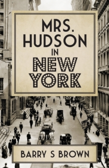 Mrs. Hudson in New York, Paperback Book