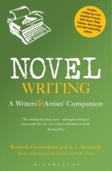 Novel Writing A Writers And Artists Companion Romesh Gunesekera