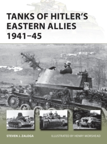 Tanks of Hitler's Eastern Allies 1941-45, Paperback Book