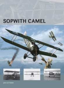 Sopwith Camel, Paperback / softback Book