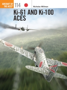 Ki-61 and Ki-100 Aces, Paperback Book