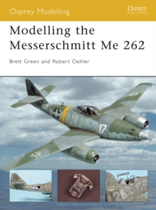 Modelling the Messerschmitt Me 262, EPUB eBook