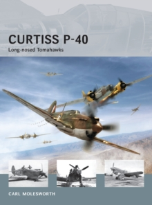 Curtiss P-40 : Long-nosed Tomahawks, Paperback / softback Book