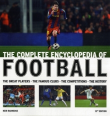 The Complete Encyclopedia of Football, Paperback Book
