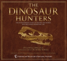 The Dinosaur Hunters, Hardback Book