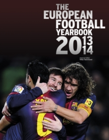 UEFA European Football Yearbook, Paperback Book