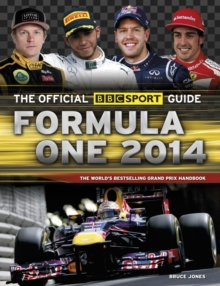 Official BBC Sport Guide : Formula One 2014, Paperback Book