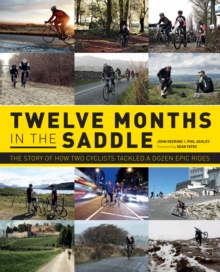 Twelve Months in the Saddle, Paperback Book