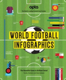 World Football Infographics : The Beautiful Game in Brilliant Detail, Hardback Book