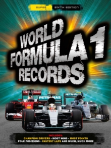 BBC Sport World Formula 1 Records, Hardback Book