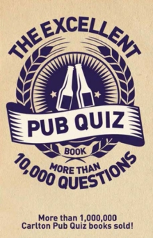 The Excellent Pub Quiz, Paperback Book