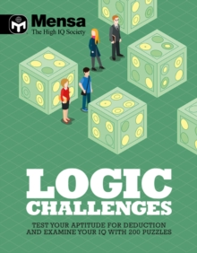 Mensa: Logic Challenges, Paperback / softback Book