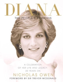 Diana: the People's Princess, Hardback Book