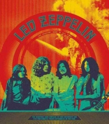 Led Zeppelin, Hardback Book