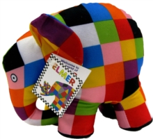 Elmer Soft Toy