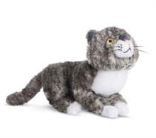 Mog the Forgetful Cat Plush Toy,  Book
