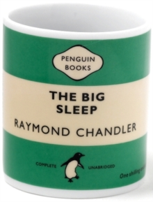 The Big Sleep - Mug,  Book
