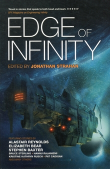Edge of Infiinity: Fourteen New Short Stories, Paperback / softback Book